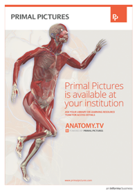 Primal Pictures in your institution, Running Poster
